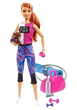 Barbie Fitness Doll