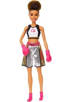 Barbie I Can Be Boxer Doll