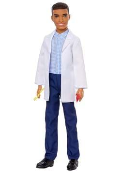 Barbie Ken I Can Be Dentist Doll
