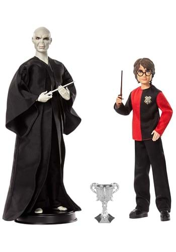 Harry Potter Lord Voldemort and Harry Potter 2-Pack