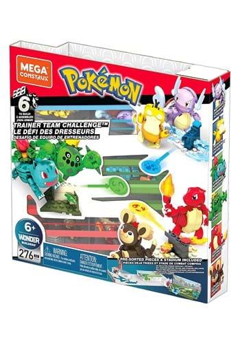 Mega Construx Pokemon Trainer Team Challenge