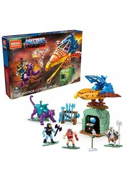 Masters of the Universe Panthor at Point Dread