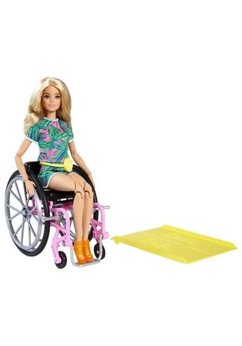 Barbie Fashionistas Doll with Wheelchair Accessory