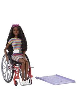 Barbie Fashionista w/ Wheelchair Accessory