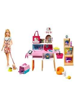 Barbie Pet Supply Store Playset