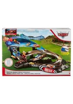 Cars Rusteze Double Circuit Speedway Disney Pixar Playset
