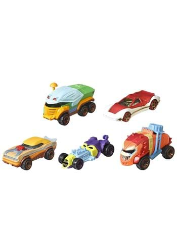 Hot Wheels Masters of the Universe Characters Cars