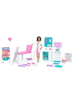 Barbie You Can Be Anything Fast Cast Clinic Playset