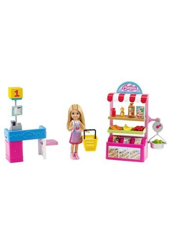 Barbie Chelsea Can Be Snack Stand Playset