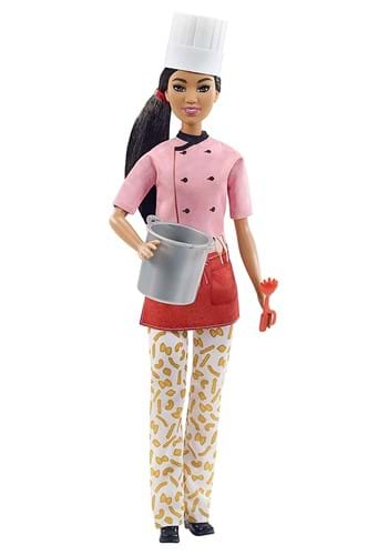 Barbie I Can Be Anything Chef Doll