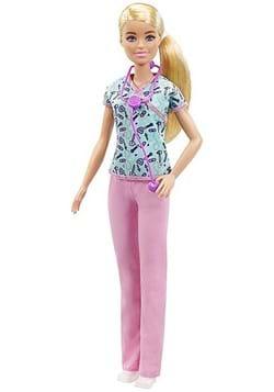 Barbie I Can Be Nurse Doll