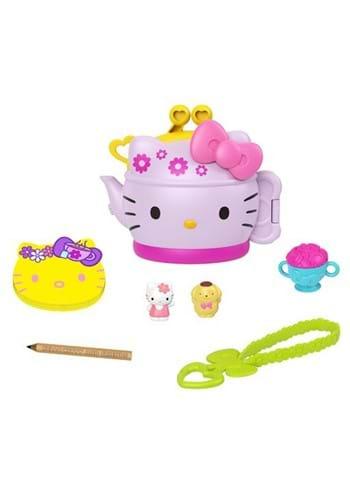 Hello Kitty Friends Compact Teapot Playset