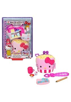 Hello Kitty and Friends Compact Popcorn Playset