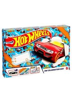 Hot Wheels Celebration Box Gift Set