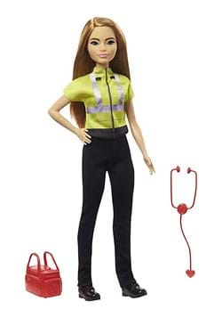 Barbie I Can Be Paramedic Doll