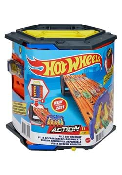 Hot Wheels Action Rollout Raceway Playset