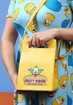 KRUSTY BURGER KIDS MEAL BAG