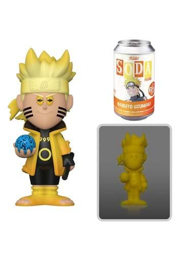 Vinyl SODA Naruto Naruto Uzumaki