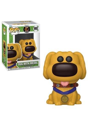 Funko POP Disney Dug Days Hero Dug
