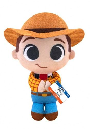 Funko Plush Pixar Toy Story Woody 4 Inch
