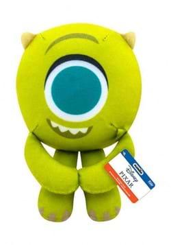 "Funko Plush: Pixar- Monsters Inc- Mike 4"""
