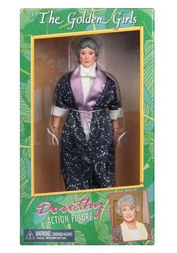 "Golden Girls - 8"" Clothed Action Figure - Dorothy"