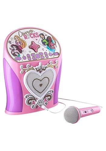 Disney Princess Bluetooth Karaoke with EZ Link Tec