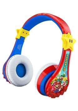 Mario Bluetooth Youth Headphones