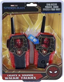 Spider-Man 3 Walkie Talkie Set