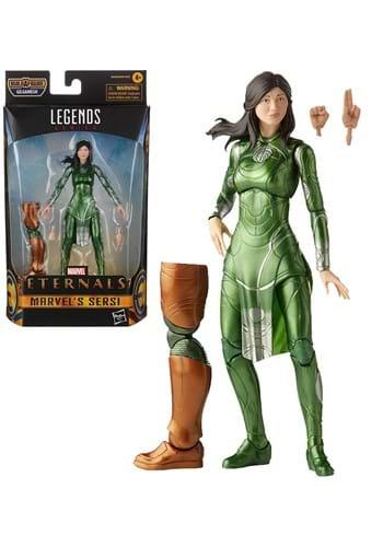 Marvel Legends Eternals Figure 4