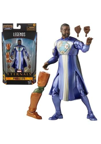 Marvel Legends Eternals Figure 5