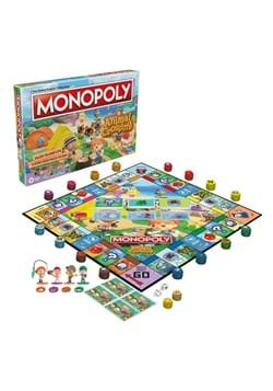 Animal Crossing Edition Monopoly Game