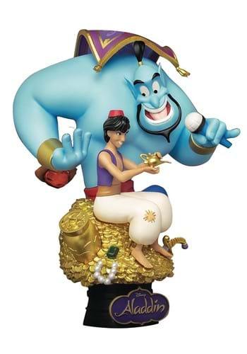 Beast Kingdom Disney Classics Aladdin D Stage 6in