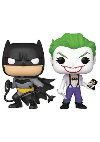 Funko POP DC Batman White Knight Batman Joker 2 Pack