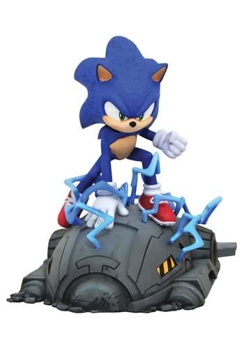 Diamond Select Sonic the Hedgehog Movie Gallery PV