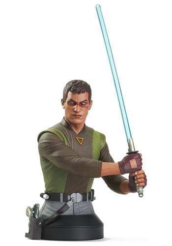 Gentle Giant Star Wars Rebels Kanan Jarrus Bust
