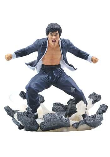 Diamond Comics Bruce Lee Gallery Earth PVC Statue