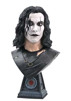 Diamond Select The Crow Legends In 3D Crow 1/2 Scale Statue