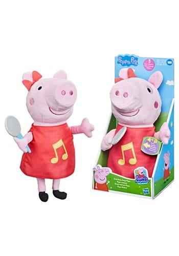 Peppa Pig Oink-Along Songs Peppa Singing Plush Dol