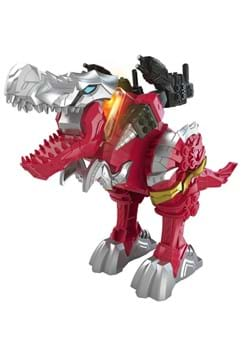 Power Rangers Dino Fury Battle Attackers Red Fury Toy