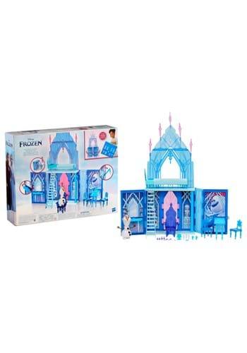 Frozen Elsa's Fold and Go Ice Palace Playset