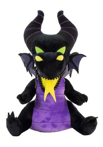 Maleficent Zippermouth Plush