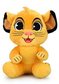"""The Lion King Young Simba 7.5"""" Phunny Plush"""