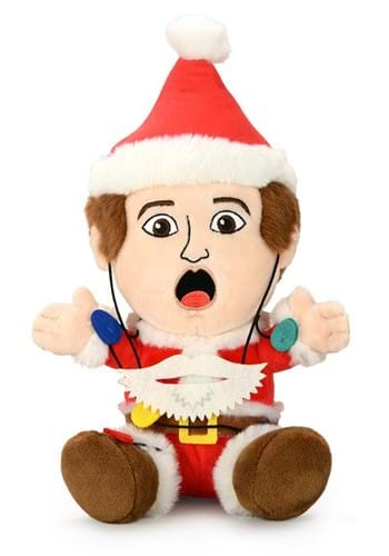 National Lampoon's Christmas Vacation Clark Griswald Plush