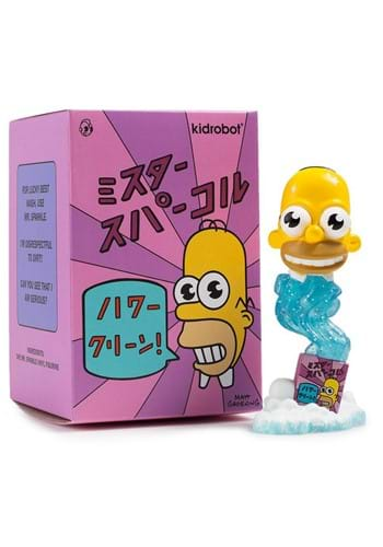 "The Simpsons Mr. Sparkle 3"" Figure"