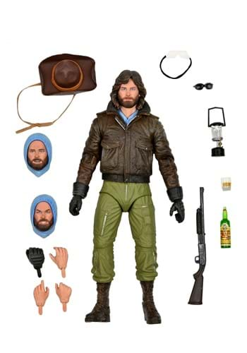 """The Thing Ultimate MacReady 7"""" Scale Action Figure"""