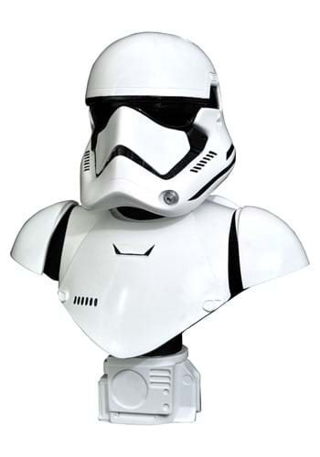 Diamond Select Star Wars First Order Storm Trooper Bust