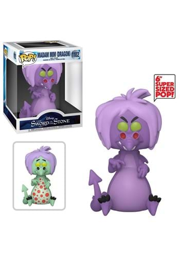 Funko POP Disney: SitS Madam Mim Dragon