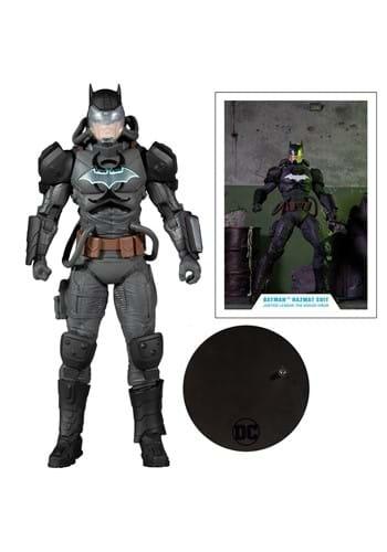 DC Multiverse Batman Haz-bat Suit Action Figure