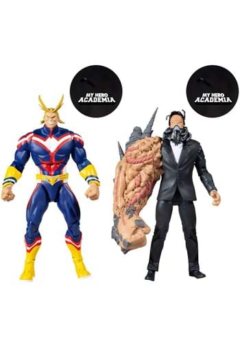 MHA All Might vs All for One 7-Inch Figure 2-Pack